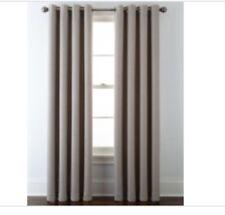 Jcp Home Grommet Quinn Basketwrave Patio Panel 100 W x 95 L