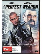 The Perfect Weapon (DVD, 2017) NEW