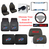NFL Buffalo Bills Choose Your Gear Auto Accessories Official Licensed