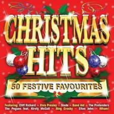 Elvis Presley : Christmas Hits: 50 Festive Favourites CD FREE Shipping, Save £s