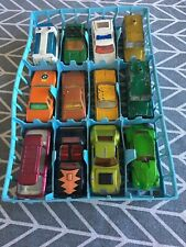 Matchbox 12 Vehicles In Basket