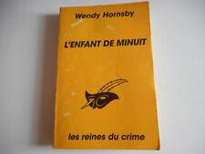 L'ENFANT DE MINUIT - WENDY HORNSBY - LE MASQUE