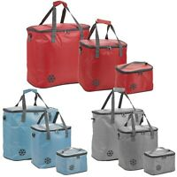 4L, 18L or 24L Insulated Cooler Bags for Hiking BBQ Picnic Camping Food Drinks