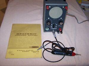 Heathkit AF/RF Signal Tracer model IT-12
