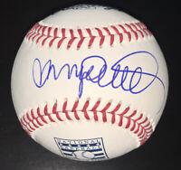 Ryne Sandberg Signed Autographed Baseball Cooperstown HOF LOGO Ball Chicago Cubs
