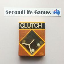 (Vintage) CLUTCH: A Racy Little Game Puzzle ~ REISS GAMES (1974).