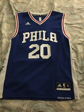 Official Sixers Markelle Fultz Jersey