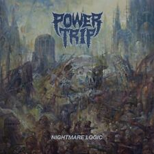 LP POWER TRIP NIGHTMARE LOGIC VINYL TRASH METAL