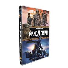 Star Wars: The Mandaloreans 1-2 seasons (DVD,6 copies, brand new unopened