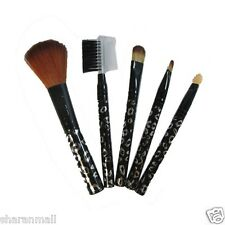 5 Pieces Make Up Brush Cosmetic Set Kit Professional Multi Functional Product