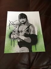 WWE X PAC signé autographié photo RARE 123 KID WWF