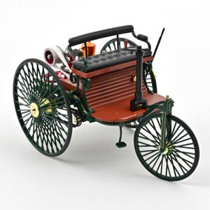 1/18 Norev Mercedes-Benz Motorwagen 1886 Neuf En Boite Livraison Domicile