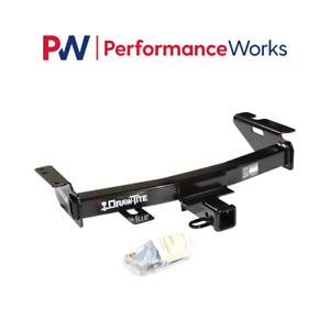 """Draw-Tite 75278 Trailer Hitch Class III 2"""" Receiver For Buick, Chevy, Oldsmobile"""