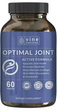 Vine Nutrition Optimal Joint Active Formula supports joint health 60 ct