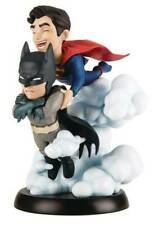 Quantum Mechanix Qdc610 World's Finest Batman and Superman Q-fig Max Multi