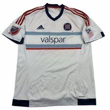 Adidas CHICAGO FIRE Jersey 2016 Primary Valspar MLS Soccer Football Medium #12