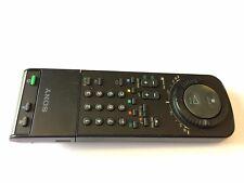 originale authentique Sony rm-846 VCR télécommande