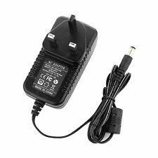 12V 2A AC/DC Adapter Charger Power Supply for CCTV DVR Camera LED Strip UK Plug