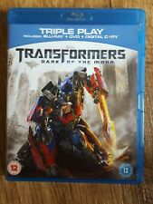 TRANSFORMERS - DARK OF THE MOON - DVD & BLURAY