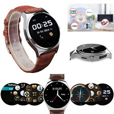 Bluetooth Smart Wrist Watch For Android Phones Samsung Galaxy A3 A5 A7 A8 A9 HTC