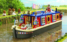 Sylvanian Families Calico Critters Waterside Canal Boat