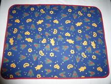 Tischdecke Mitteldecke Weihnachten Weihnachtsmotiv 70x53cm amerik. Baumwollstoff