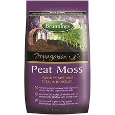 Brunnings Peat Moss 5L -  Aerate Soil and Retain Moisture / Organic & Natural