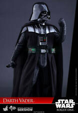 "HOT TOYS STAR WARS ROGUE ONE DARTH VADER 12"" 1/6 ACTION FIGURE MMS388 BRAND NEW"