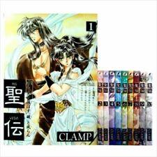 RG VEDA Seiden Vol.1-10 Comics Complete Set Japan Paperback VG++ 2005