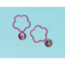2 X FROZEN Charm Bracelets Favours Party Bag Filler Birthday Kid Disney
