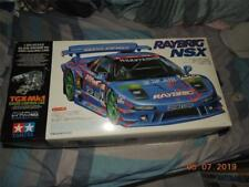 TAMIYA 1/8 R/C RAYBRIG NSX TGX MK1 GLOW ENGINE 4WD RACING CAR KIT # 44018