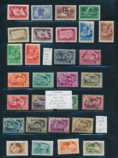 HUNGARY EIGHT COMPLETE SETS #829//135 C35//C497 all MNH but one on annotated sto