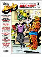 More details for alter ego magazine #170 jack kirby issue twomorrows 2021 bagged