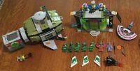 LEGO Turtle Sub & Mute. Chamber+ (79121 + 79119) *INCOMPLETE* SEE DESCRIP + PICS