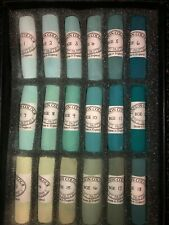 Unison Colour Soft Pastels Blue Green Earth 1-18