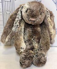 JELLYCAT BASHFUL Woodland BUNNY Brown Rabbit Baby Toy Plush Doll Stuffed Animal