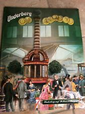 Underberg Schild  39cm X 49cm