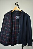 BURBERRY Women (UK) REG 18 or ~L 20% Alpaca Blend Harrington Jacket RCS12560-