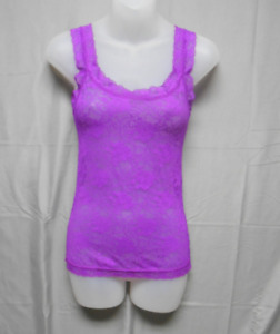 Fredrick's of Hollywood Cami Tank Small Purple Lace NWOT