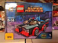 LEGO 2014 SDCC Batman Classic TV Series Batmobile 0846 /1000 New Sealed