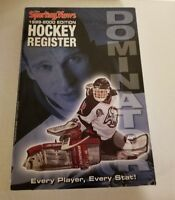 Sporting news Hockey Register 1999/2000