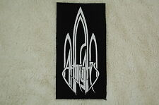At The Gates Slayer Metallica Dissection Venom Rock Metal Cloth Patch (CP156)