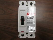 Cutler-Hammer 2 Pole Circuit Breaker HFD2025 25A 600V New Surplus