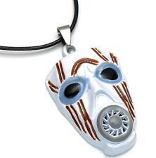 Borderlands 2 Psycho Bandit Mask Alloy Pendant Necklace PS3 Game Merchandise @