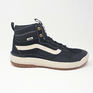 Vans UltraRange Exo Hi MTE Skate Shoe Sneaker Boot VN0A4UWJDW5 Black Men's 9.5