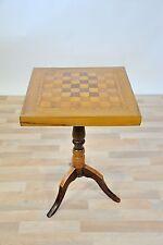 Tavolino dama intarsiato,fine ottocento