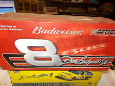 Dale Earnhardt Jr 03 BUDWEISER CAR NEVER OPENED ACTION WOW 2003 AND NEVER OPEN