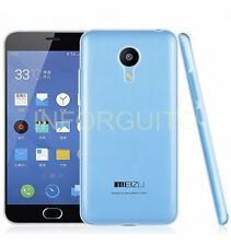 "FUNDA de GEL TPU FINA ""ULTRA-THIN"" 0,3mm TRANSPARENTE para MEIZU M2 MINI 5"" case"