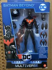 BATMAN BEYOND DC Multiverse from Lobo wave