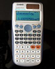 Casio Authentic FX-991Es PLUS Scientific Calculator 417 functions New in box